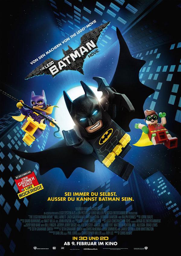 The LEGO Batman Movie - Kinoposter