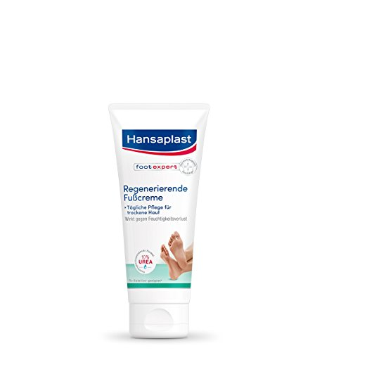 Hansaplast – regenerierende Fußcreme – 100 ml – € 6,99