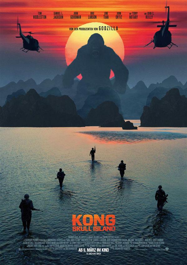 Kong: Skull Island - Filmposter