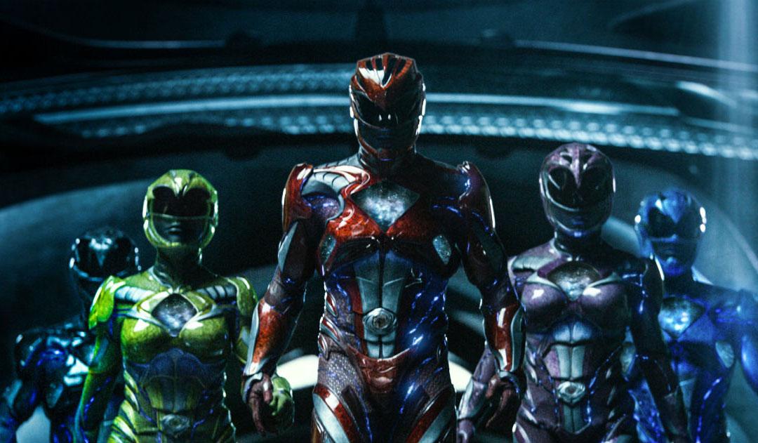 Power Rangers - Filmkritik & Trailer