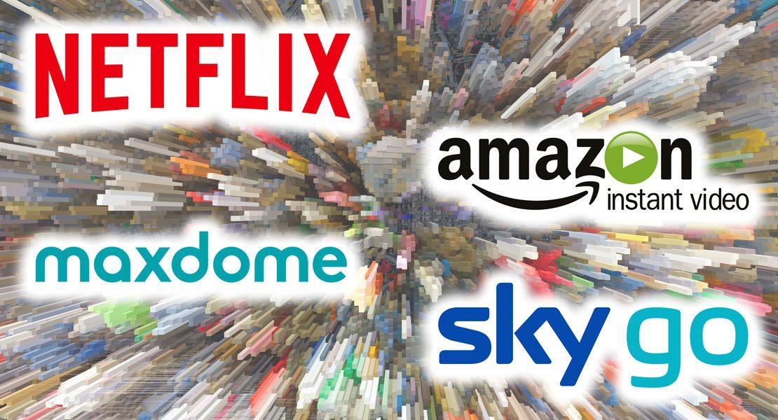 Die passende Internetleitung für unbegrenztes Video-Streaming-Vergnügen