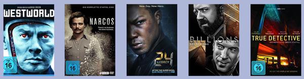Top 5 TV-Serien Geheimtipp