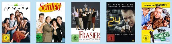 Top 5  TV-Serien Klassiker