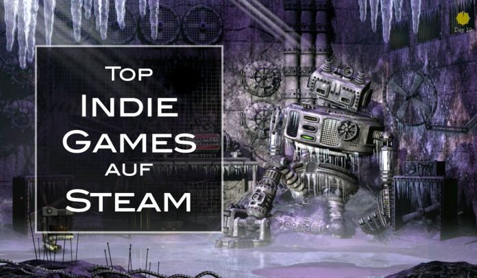 Indie Games auf Steam