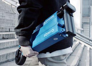 Trends der Zukunft: Das Hyundai IONIQ Scooter Concept