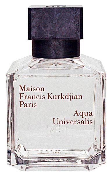 Maison Francis  Kurkdjian Paris  Aqua Universalis