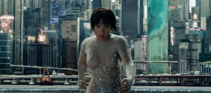 Ghost in the Shell - Filmkritik & Trailer
