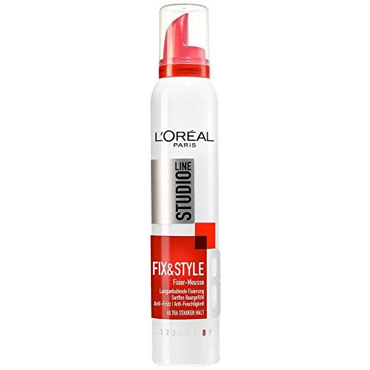 L'Oréal Paris Studio Line Haarschaum Fix & Style Fixiermousse