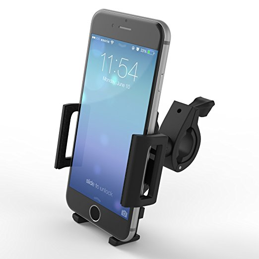 esorio® Fahrrad/Motorad Handyhalterung für den Lenker