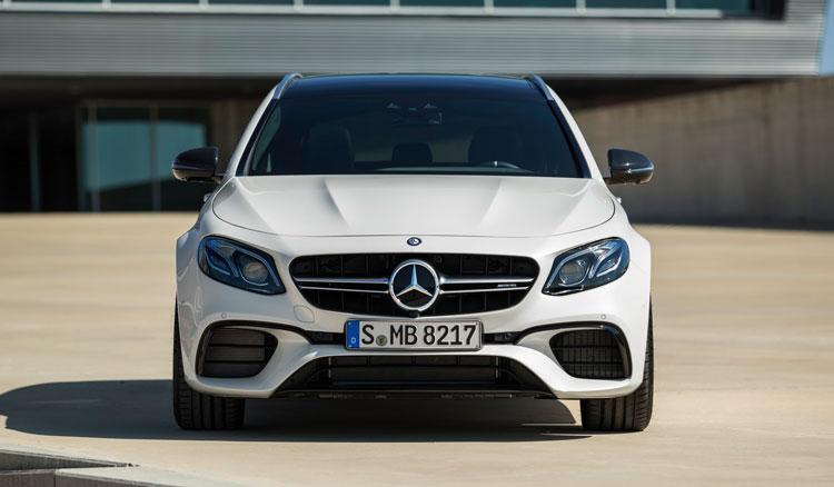Mercedes AMG E63 & E63 S 4MATIC+ T-Modell vorne