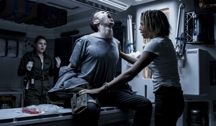 Alien: Covenant Filmkritik