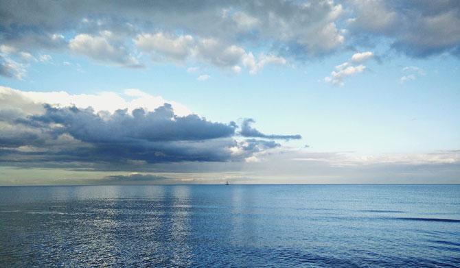 Der Horizont und die 1/3 – 2/3 Regel