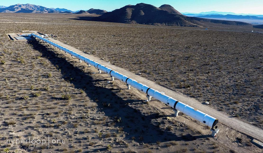 Hyperloop - Die Anfänge einer Musk-Prophezeiung