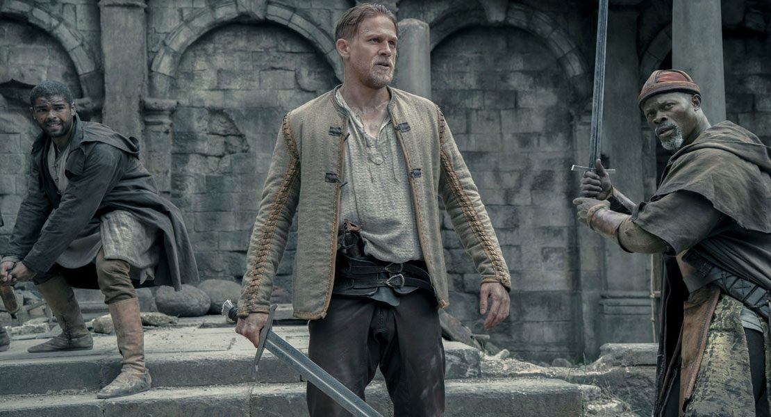 King Arthur: Legend of the Sword - Filmkritik & Trailer
