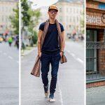 1 Mann – 3 Styles: Experimentiere auch du mit diesen drei coolen Street Styles