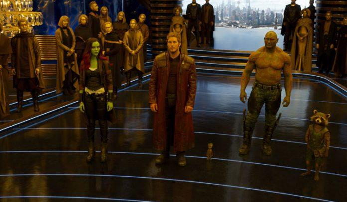 Guardians of the Galaxy Vol. 2 Filmkritik