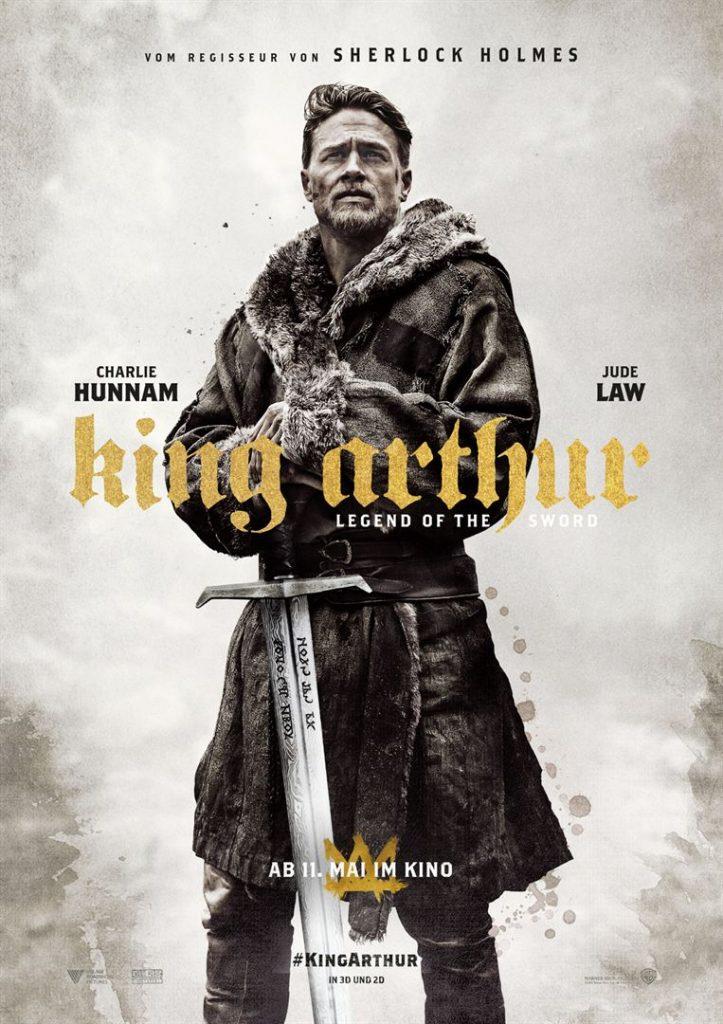 King Arthur Kinoposter