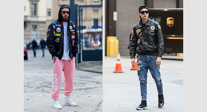 Patches Street Styles