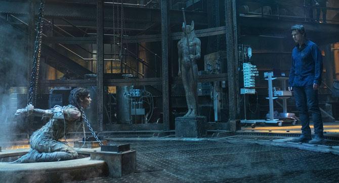 Die Mumie - Filmkritik & Trailer