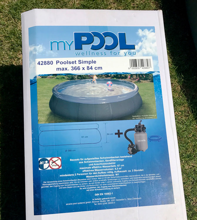 myPool Poolset Simple