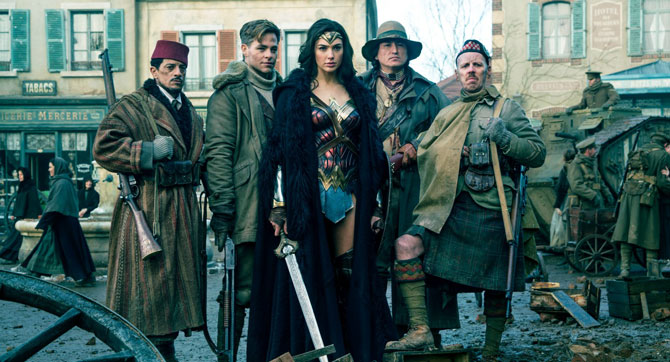Wonder Woman - Filmkritik & Trailer