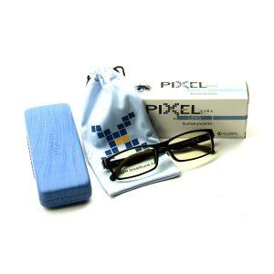 Pixel Lens | Brille für PC, TV & Gaming