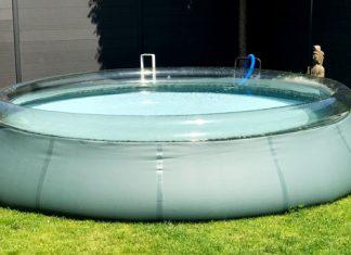 Billig-Pool für zuhause