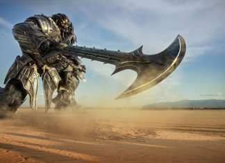 Transformers: The Last Knight - Filmkritik & Trailer