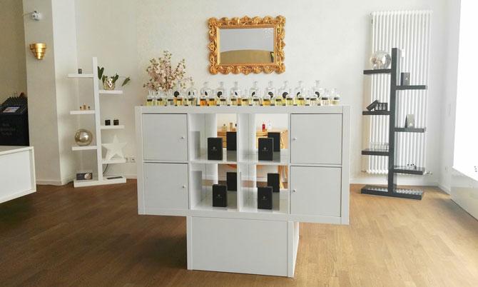 Parfüm herstellen Berlin
