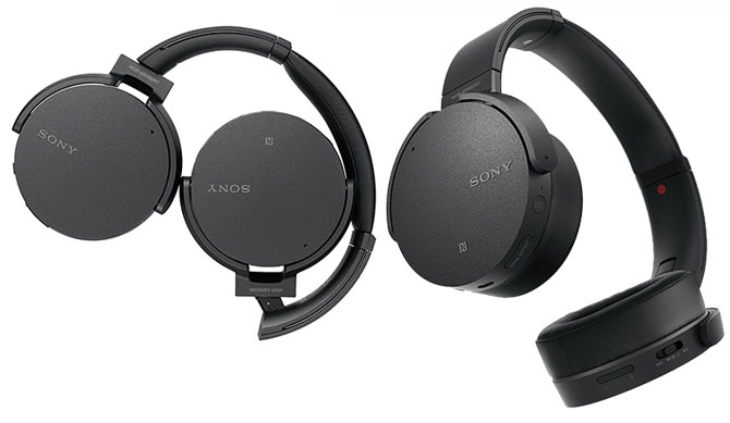 Sony mdr-xb95on1