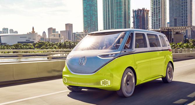 Der erste Elektro-Bulli von VW geht in Serie!