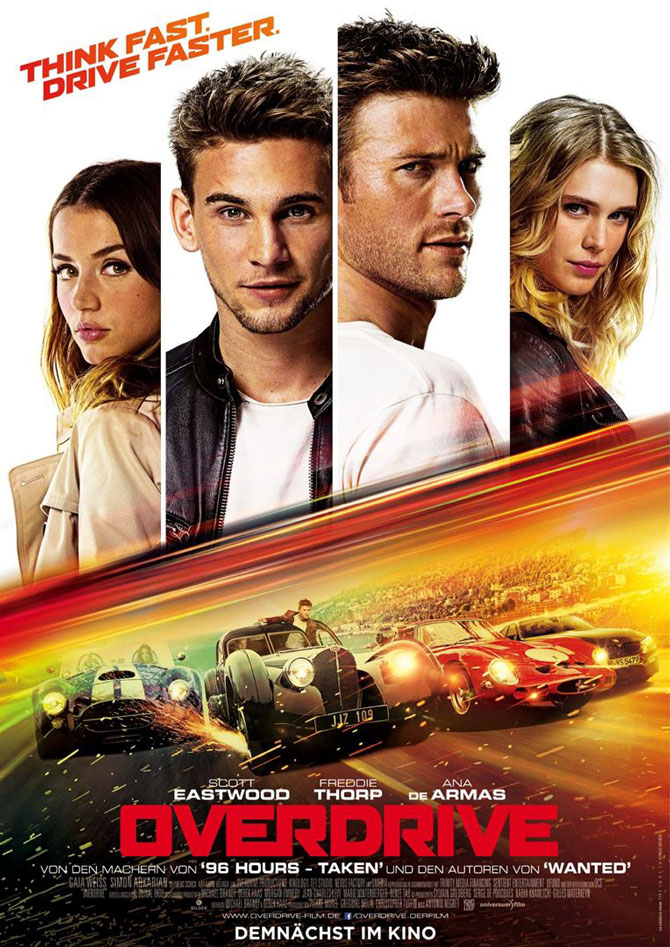Overdrive Filmposter