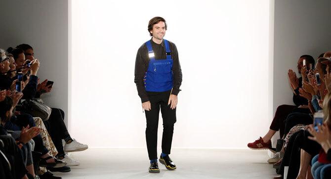 Ivanman Show SS 2018 auf der Fashion Week Berlin