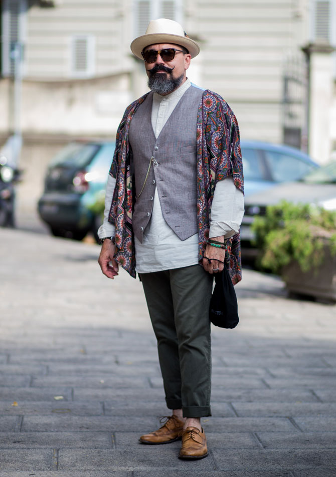 Street Style Weste Outfit 1