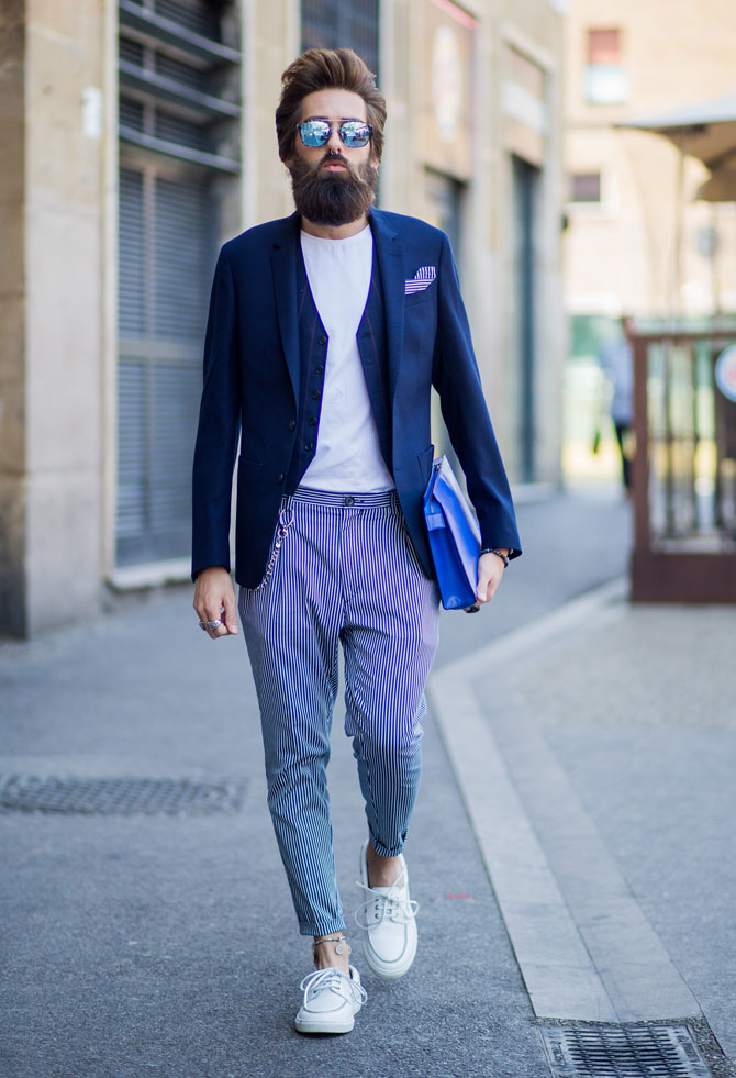 Street Style Weste Outfit 3