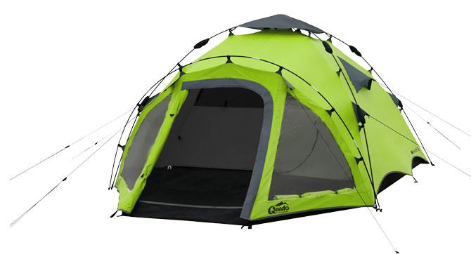 Zelte von Qeedo