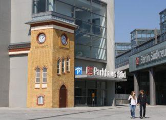 Bahnhof Südkreuz Berlin