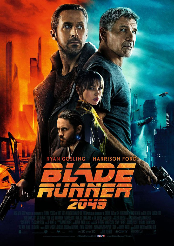 Blade Runner 2049 Filmposter