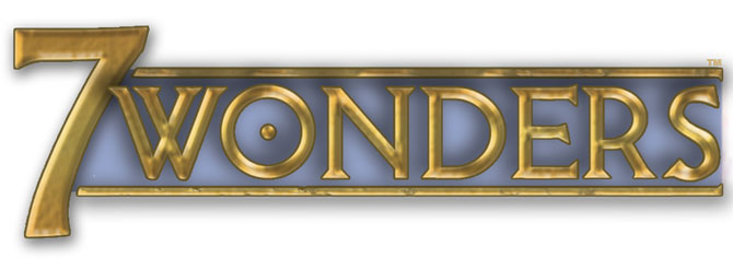 7 Wonders von Asmodee