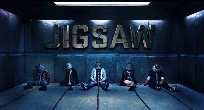 Gewinne zum Kinostart von JIGSAW dein Horror-Paket!