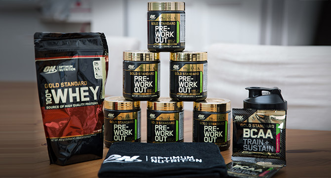 The Zone - Optimum Nutrition - Gold Standard