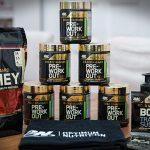 The Zone - Optimum Nutrition - Gold Standard