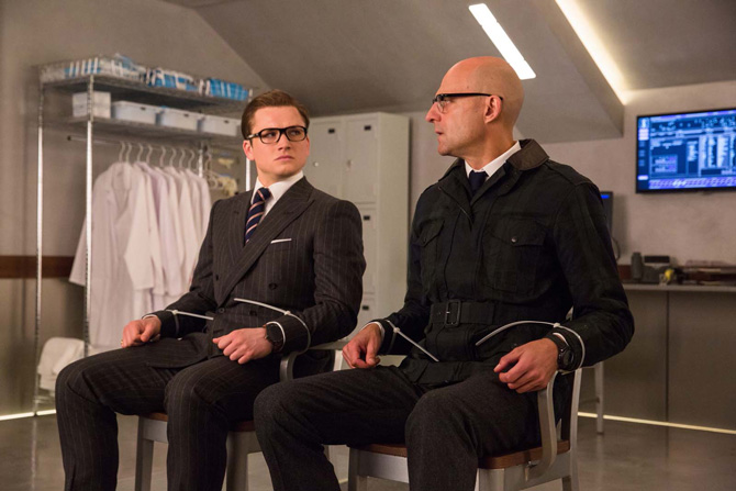 Kingsman: The Golden Circle Heimkinostart