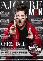 AJOURE Men Cover Monat Februar 2018 mit Chris Tall