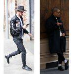Street-Styles im Januar