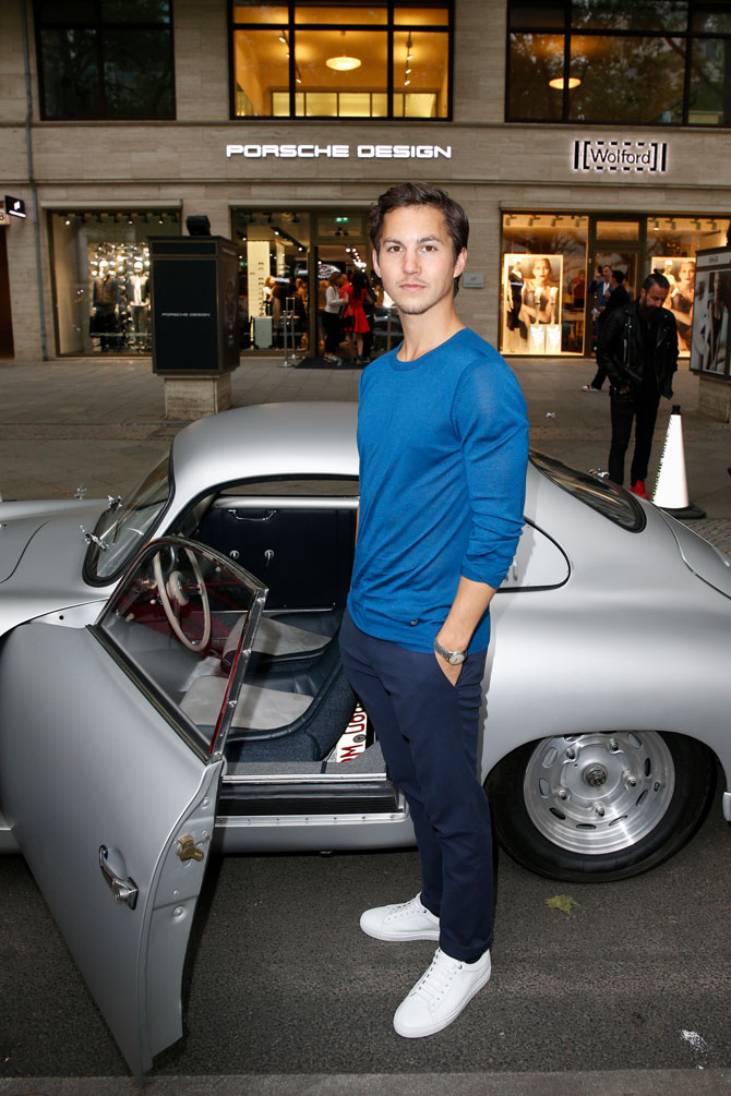 Star Style Tim Oliver Schultz