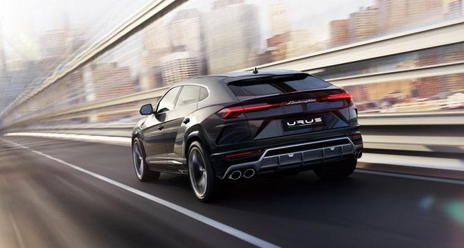 Sport SUV Lamborghini Urus