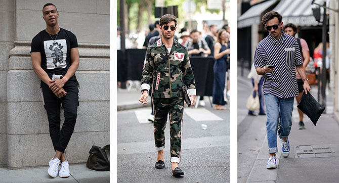 Street Styles April