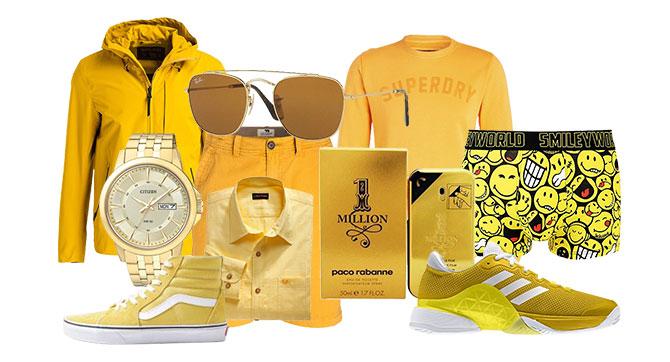 Gelb, Gelb, Gelb