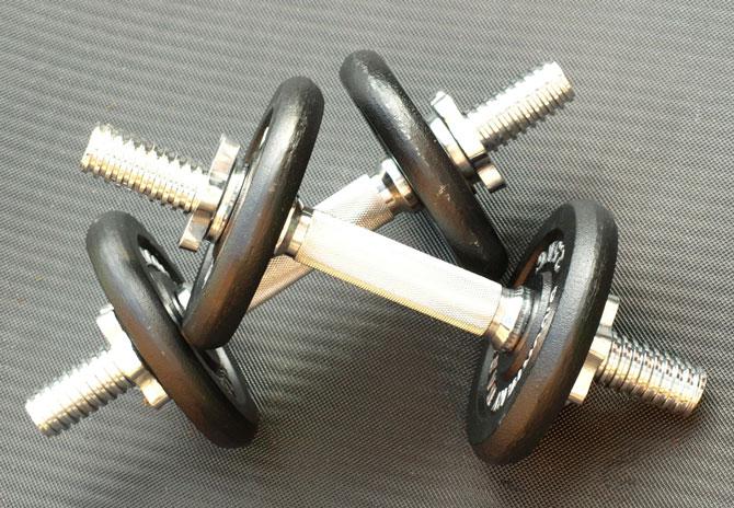 Eigenes Fitnessstudio zu Hause